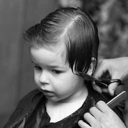 Haarsnit kinderen